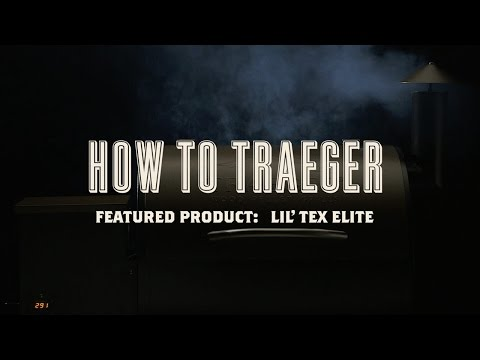 Traeger Wood Fired Pellet Grill