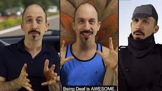 Take Deaf Culture, Humor And Youtube -- Mix It All Together And You Get??