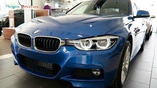 NEW 2017 BMW 3 Series M Sport - Exterior & Interior