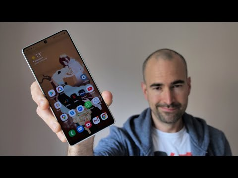 External Review Video kSMEoKbmGCk for Samsung Galaxy S10 Lite Smartphone