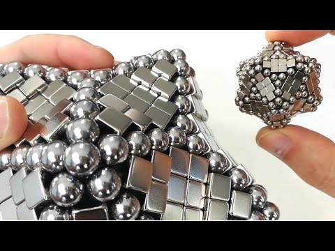 Magnets, Cubes and Balls