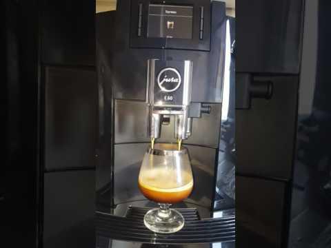 кофемашина jura e60 pianoblack 15082