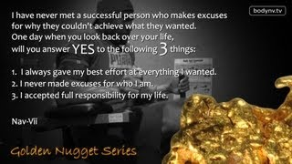 Motivational Quotes - Inspirational Quotes - Fitness Advice - Golden Nugget - Bodynv.tv #4