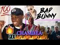 CHAMBEA - BAD BUNNY FEAT. RIC FLAIR REACTION!!!