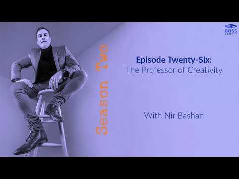 Season 2 - Episode 26: The Professor of Creativity