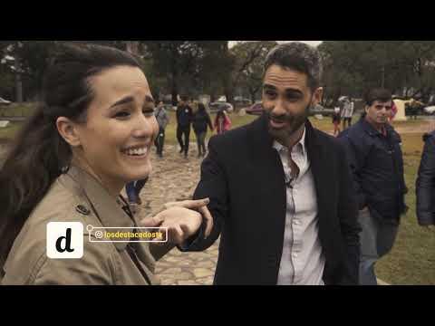 Destacados – Emprendedores – Luli Fernandez con Pollo Álvarez
