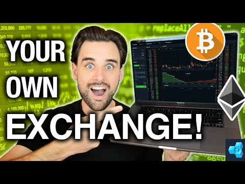 , title : 'Launch a cryptocurrency exchange with ZERO coding!