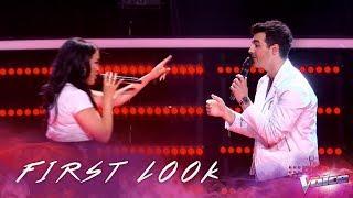 Dream Comes True for Joe Jonas Fan   The Voice Australia 2018