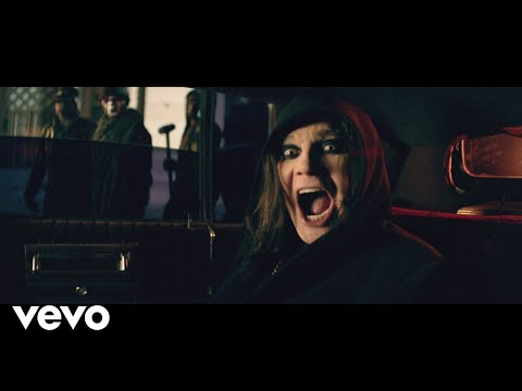 Ozzy Osbourne - Straight to Hell (Official Music Video) online metal music video by OZZY OSBOURNE