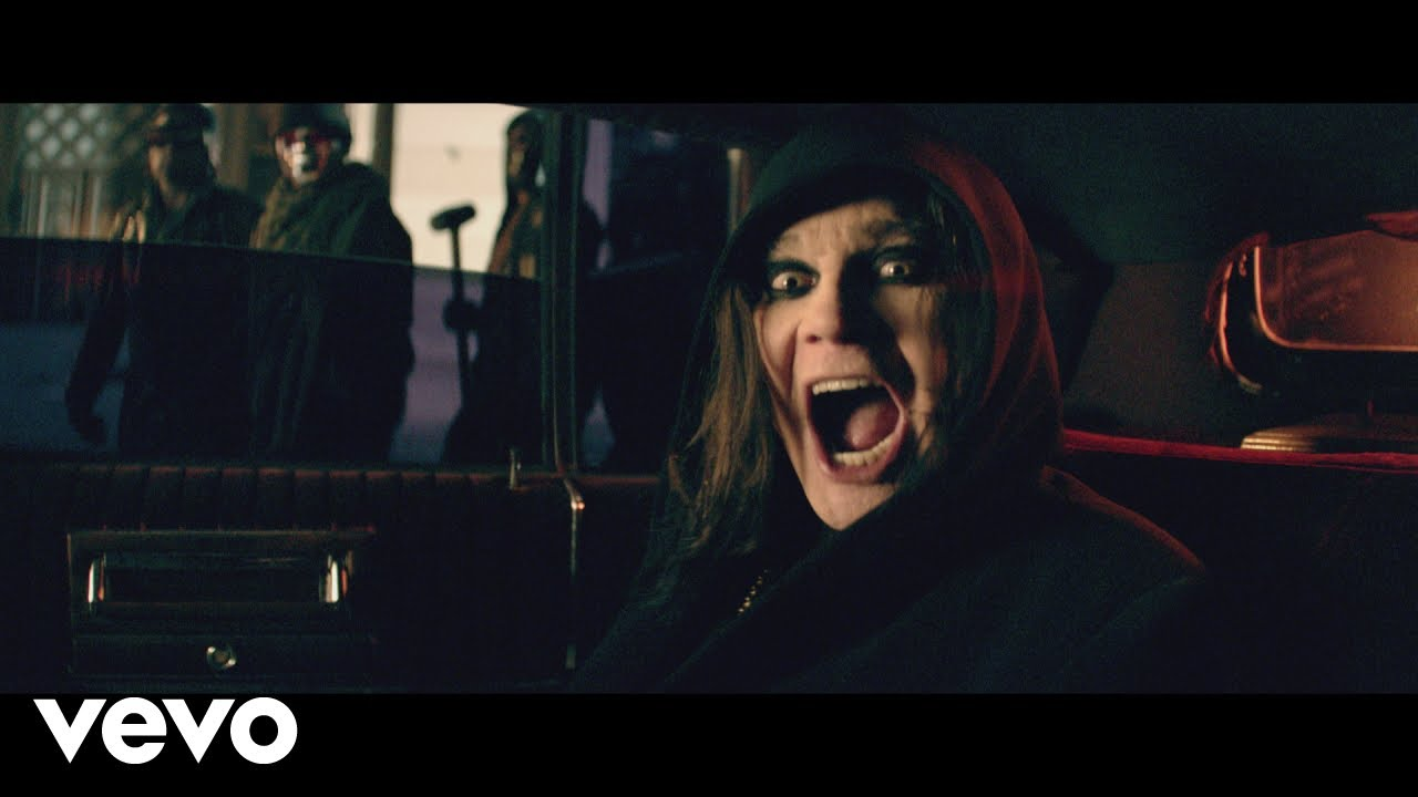 OZZY OSBOURNE - Straight to hell