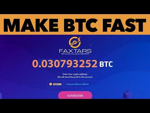 Kur galite išleisti bitcoin