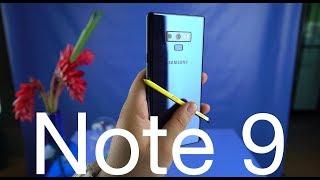 Samsung #GalaxyNote9 | سامسونج جالكسي نوت 9