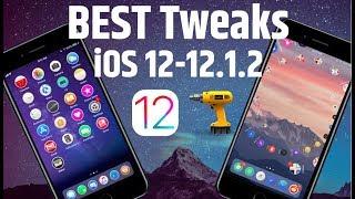 Top 10 BEST Cydia Tweaks For IOS 12 - 12.1.2 - Must Have Tweaks For IOS 12 Jailbreak!