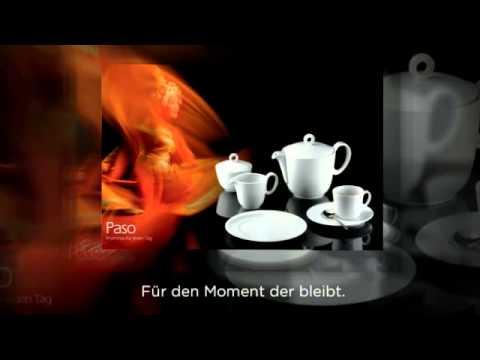 PASO weiß - Porzellan von Seltmann Weiden