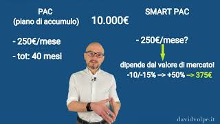 Smart PAC – L'evoluzione del Piano di Accumulo