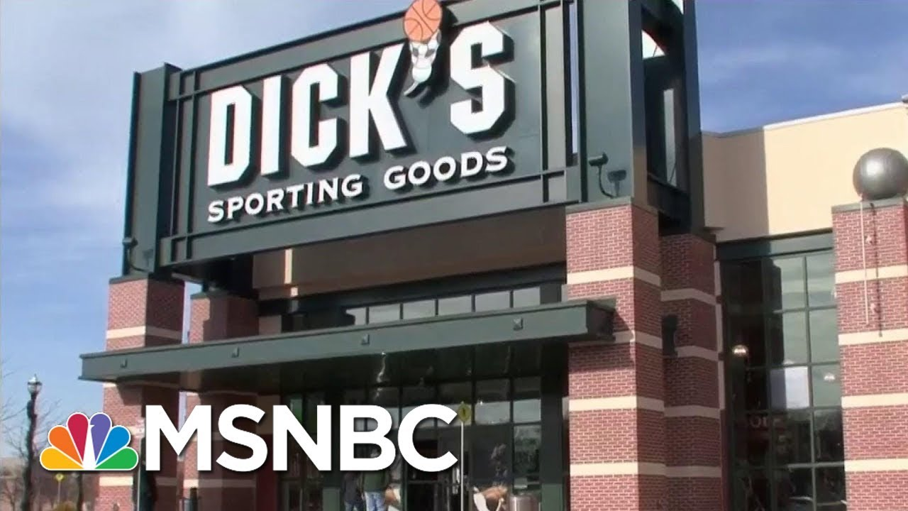 Galloway: Dick's Halt On Assault Weapon Sales Is A Consumer Lead Revolution | Velshi & Ruhle | MSNBC thumbnail