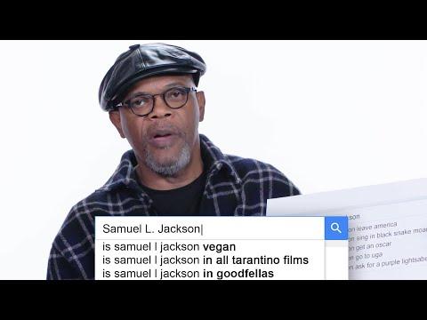 Samuel L. Jackson odpovídá na nejčastěji vyhledávané dotazy