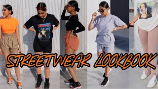 SIMPLE STREETWEAR LOOKBOOK *SUMMER 2020* | Jaylee Ortega
