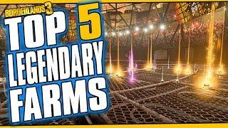 Top 5 Legendary Loot Farms in Borderlands 3