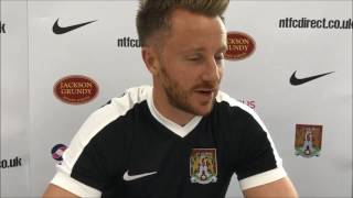YOUTUBE: Dean Bowditch on joining Northampton Town: