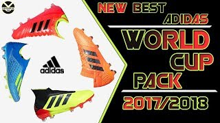 Pes 2013  New Best • Adidas World Cup Pack • 2017  2018 •