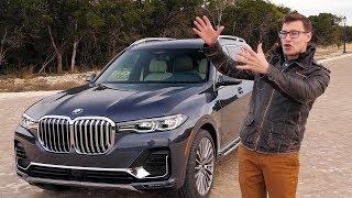 BMW X7: СОВСЕМ НЕ ТАКОЙ, КАК ОЖИДАЛОСЬ – Тест-драйв и обзор БМВ ИКС СЕМЬ (G07)