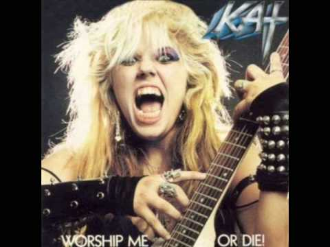 The Great Kat - Flight of the bumblebee online metal music video by THE GREAT KAT