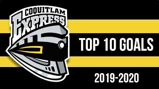 Top 10 Coquitlam Express Goals of 2019-20