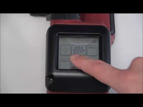 CMT 260 / CHT 450 / CLT 130: Modifier les paramètres