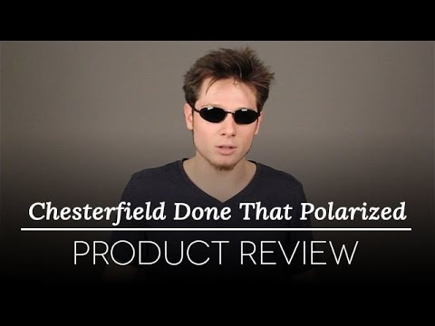Chesterfield Sunglasses Review – Chesterfield Done That C2KRA Polarized