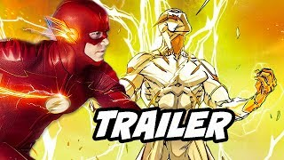 The Flash Season 5 Episode 18 Trailer - Godspeed vs The Flash and Red Death Season 6 Breakdown