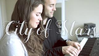 City Of Stars (Piano Duet)   La La Land || Kenzie Nimmo Feat. Harris Heller