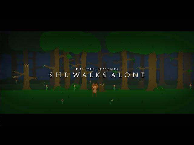 Philter – She Walks Alone