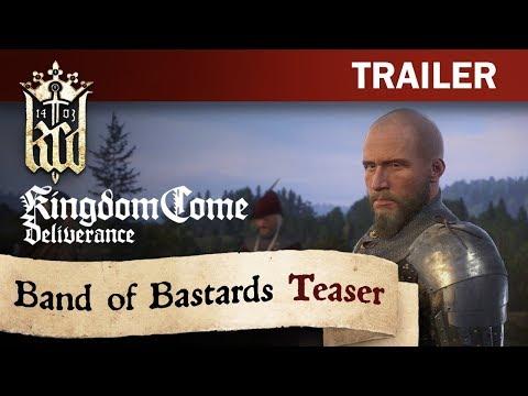 Kingdom Come: Deliverance - Band of Bastards Teaser thumbnail