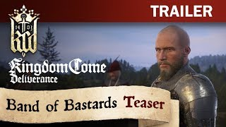 Traser trailer DLC Band of Bastards