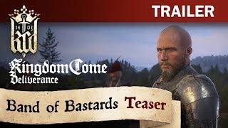 Traser trailer DLC Band of Bastards