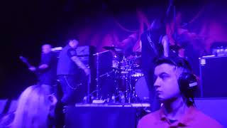 Dark Angel-Never To Rise Again & Pain's Invention, Madness, Lords of the Land, Glasgow, 7-4-18