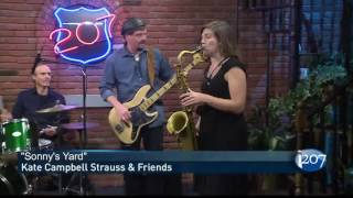 <b>Kate Campbell</b> Strauss & Friends On 207 With Interview