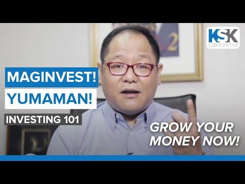 Paano Palaguin ang Pera | Grow your money through INVESTING NOW!