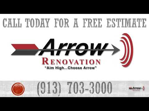 Arrow had a customer in Leawood, KS that needed a full bathroom remodel.