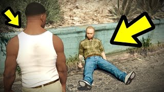 CAN YOU MEET LESTER BEFORE HE IS INTRODUCED? (GTA 5)