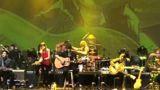 POLI  / ZOÉ EN COLOMBIA / MUSICA DE FONDO UNPLUGGED / 19/10/2011