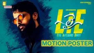 Here's the Thematic Motion Poster of Lie