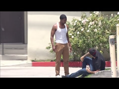 Undercover Drug Deal Prank In The Hood!