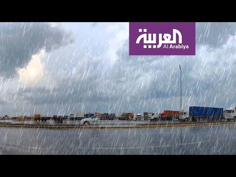 العرب اليوم - شاهد: السعودية تسجل درجات الحرارة الأدنى لهذا العام