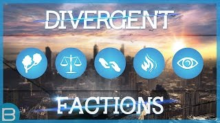 Which Divergent Faction Do You Belong In?