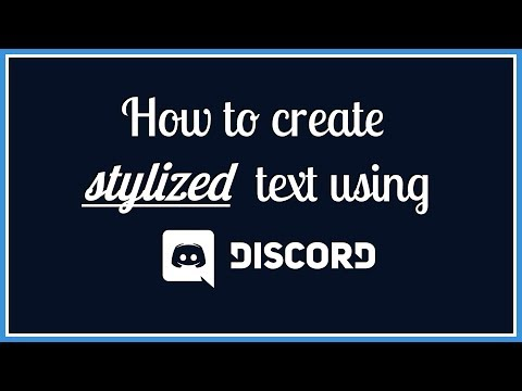 Discord: How to Stylize Text (Colors, Bold, Italic, Underline, Strikethrough, Spoilers, Blank Lines)