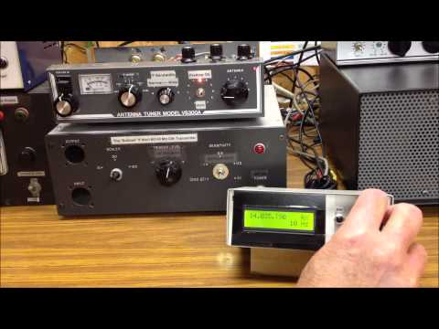 Part 1: Homebrew SA612 Receiver Listening on 20 Meters