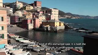 preview picture of video 'Guida di Genova, percorso 9: Albaro - Corso Italia - Boccadasse'