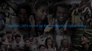 Video Presentation - UN Human Rights Annual Appeal 2017
